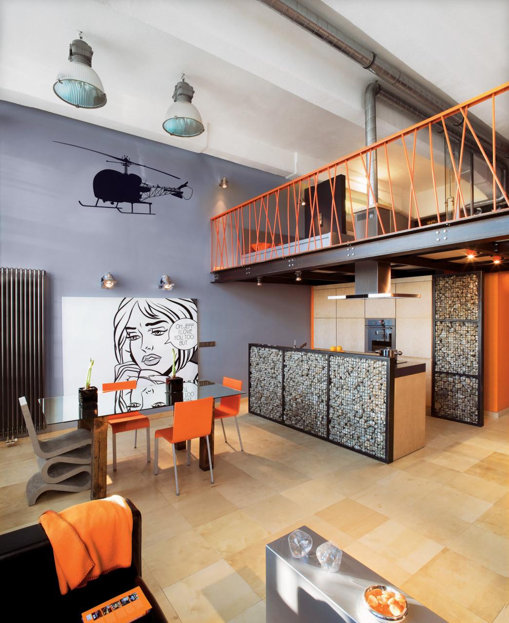 Orange Loft